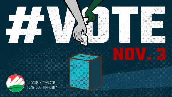 Request and absentee ballot. Check your registration. Find your polling place.